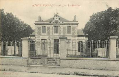 "CPA FRANCE 91 ""Athis Mons"""