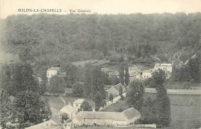 """CPA FRANCE 78 """"Milon La Chapelle, vu générale"""""""