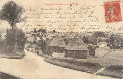 """CPA FRANCE 78 """"Fontenay Saint Père, vue générale"""""""