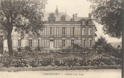 """CPA FRANCE 78 """"Chambourcy, château"""""""