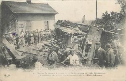 """CPA FRANCE 78 """"La Catastrophe de Villepreux Les Clayes """""""