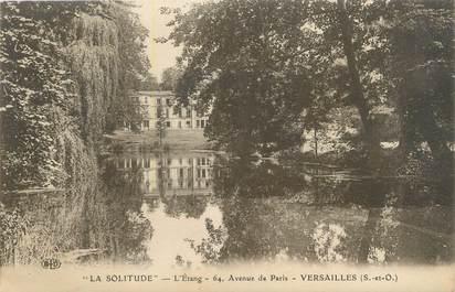 """CPA FRANCE 78 """"Versailles, la Solitude"""""""