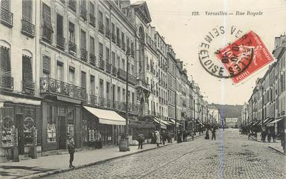 """CPA FRANCE 78 """"Versailles, rue Royale"""""""