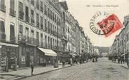 "78 Yveline CPA FRANCE 78 ""Versailles, rue Royale"""