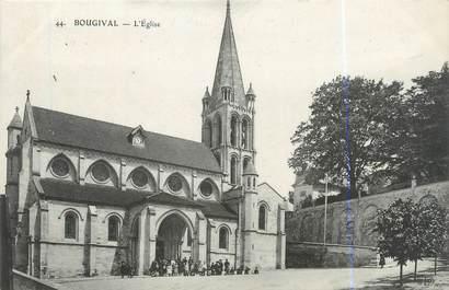 "CPA FRANCE 78 ""Bougival, l'église"""