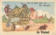 """78 Yveline CPA FRANCE 78 """"Le Vésinet"""" / CARTE A SYSTEME"""