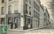 "78 Yveline CPA FRANCE 78 ""Versailles, avenue de Paris"""