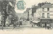 """78 Yveline CPA FRANCE 78 """"Versailles, la rue Royale"""""""