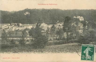 "CPA FRANCE 78 ""Panorama deu Petit Jouy"""