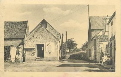 """CPA FRANCE 78 """"Maincourt sur Yvette, la mairie et l'église"""""""