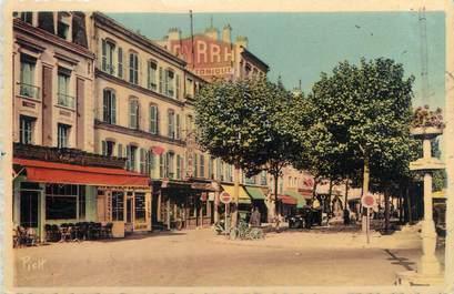"""CPSM FRANCE 78 """"Maisons Laffitte, avenue Longueil"""""""