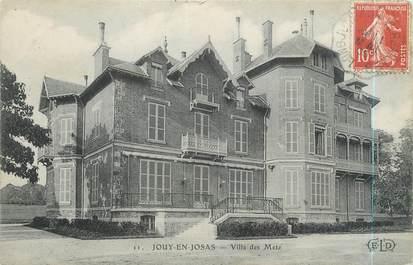 "CPA FRANCE 78 ""Jouy en Josas, villa des Metz"""