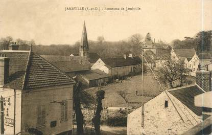 "CPA FRANCE 78 ""Jambville, panorama"""