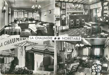 """CPSM FRANCE 42 """"Noiretable, La Chaumière"""""""