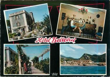 """CPSM FRANCE 20 """"Corse, Saint Florent, hôtel Bellevue """""""