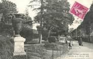 """94 Val De Marne CPA FRANCE 94 """"Vitry sur Seine, jardin de la mairie"""""""