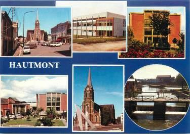 "CPSM FRANCE 59 ""Haumont"""