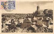 """53 Mayenne CPA FRANCE 53 """"Montsurs, vue générale """""""