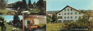 """74 Haute Savoie CPSM LIVRET FRANCE 74 """"Evian Les Bains, hôtel du Golf"""""""