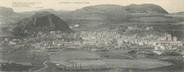 "15 Cantal CPA PANORAMIQUE FRANCE 15 ""Panorama de Murat"""