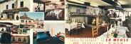 """87 Haute Vienne CPSM LIVRET FRANCE 87 """"Sereilhac, hôtel restaurant La Meule"""""""