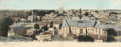 """CPSM PANORAMIQUE FRANCE 79 """"Niort, vue générale"""""""
