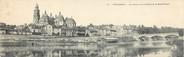 """24 Dordogne CPSM PANORAMIQUE FRANCE 24 """"Périgueux, les quais et la cathédrale de Saint Front"""""""