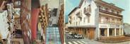 """74 Haute Savoie CPSM LIVRET FRANCE 74 """"Chamonix, hôtel Bellevue"""""""