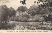 """53 Mayenne CPA FRANCE 53 """"Le vallon et l'Etang du château de Launaz"""""""