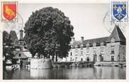 """53 Mayenne CPSM FRANCE 53 """"Evron, château de Foulletorte"""""""