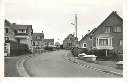 """CPSM FRANCE 53 """"Villaines La Juhel, rue de la Vigne"""""""