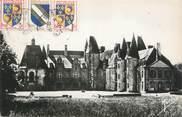 """53 Mayenne CPSM FRANCE 53 """"Mézangers, le château"""""""