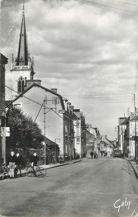 "CPSM FRANCE 53 ""Renaze, rue Victor Foucault"""