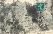 """53 Mayenne CPA FRANCE 53 """"Saint Calais du désert, le saut de la Biche"""""""