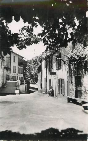 """/ CPSM FRANCE 06 """"Une rue de Bouyon"""""""