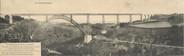 """15 Cantal CPA PANORAMIQUE FRANCE 15 """"Vue panoramique du viaduc de Garabit"""""""