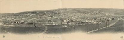 "CPA PANORAMIQUE FRANCE 15 ""Aurillac, vue panoramique"""