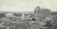 """60 Oise CPA PANORAMIQUE 60 """"Panorama de Beauvais, vue sur la cathédrale'"""