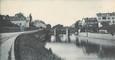 """CPA PANORAMIQUE 95 """"L'Isle Adam, le pont Cabouillet"""""""