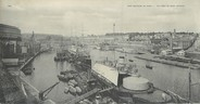 "29 Finistere CPA PANORAMIQUE FRANCE 29 ""Brest, port militaire"""