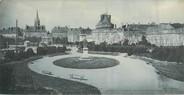 """35 Ille Et Vilaine CPA PANORAMIQUE FRANCE 35 """"Saint Malo, le jardin du casino"""""""