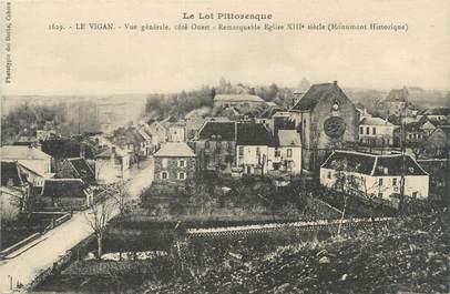 """CPA FRANCE 46 """"Le Vigan, vue générale"""""""