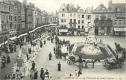 """80 Somme CPA FRANCE 80 """"Abbeville, la procession de Saint Vulfran"""""""