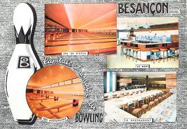 "/ CPSM FRANCE 25 ""Besançon, le bowling Brunswick"""
