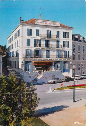 """CPSM FRANCE 88 """"Contrexéville, grand hôtel de Paris"""""""
