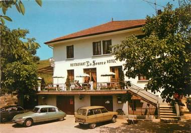 """/ CPSM FRANCE 39 """"Thoirette, Arinthod, hôtel de la source"""""""
