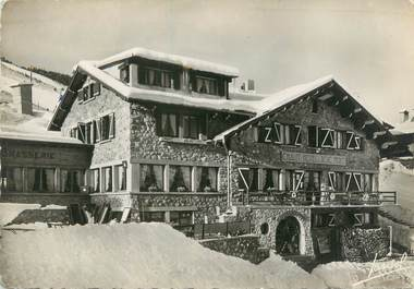 "CPSM FRANCE 73 ""Courchevel, l'hôtel du Roc Merlet"""