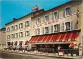 """63 Puy De DÔme CPSM FRANCE 63 """"Ambert, hôtel de la gare"""""""
