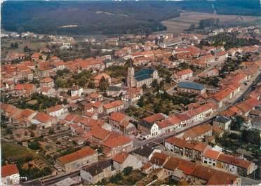 """CPSM FRANCE 57 """"Longeville lès Saint Avold, vue aérienne"""""""