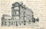 """59 Nord CPA FRANCE 59 """"Malo Les Bains, villa Faidherbe"""""""